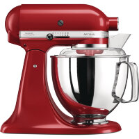 Миксер KitchenAid Artisan 4.8л, красный