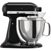 Миксер KitchenAid Artisan 4.8л, черный