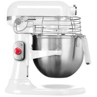 Профессиональный миксер KitchenAid Professional, 6.9л, белый