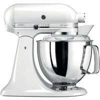 Миксер KitchenAid Artisan 4.8л, белый