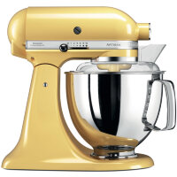 Миксер KitchenAid Artisan 4.8л, желтый