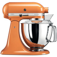 Миксер KitchenAid Artisan 4.8л, мандариновый