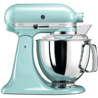 Миксер KitchenAid Artisan 4.8л, голубой