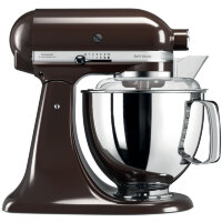 Миксер KitchenAid Artisan 4.8л, эспрессо