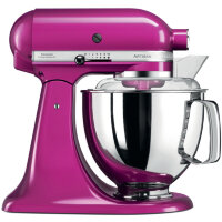 Миксер KitchenAid Artisan 4.8л, малиновый лед