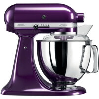 Миксер KitchenAid Artisan 4.8л, сливовый