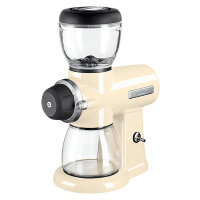 Кофемолка Artisan, кремовая, KitchenAid