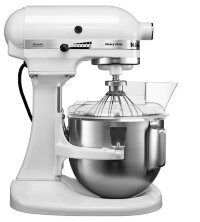 Миксер профессиональный, Heavy Duty 4,8 л, белый, KitchenAid