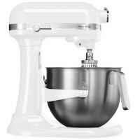 Миксер профессиональный, Heavy Duty 6,9 л, белый, KitchenAid