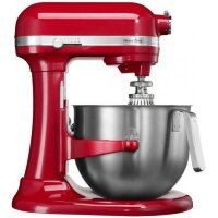 Миксер профессиональный, Heavy Duty 6,9 л, красный, KitchenAid